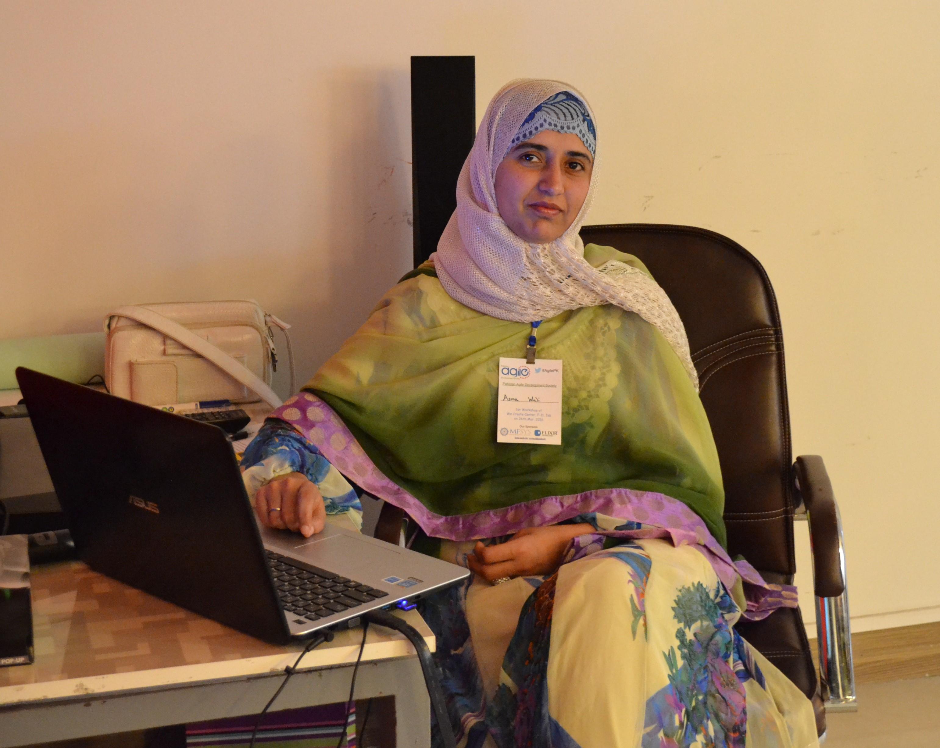 Asma Wali